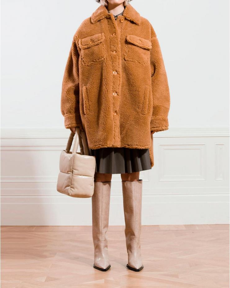 Sabi Jacket in Nougat