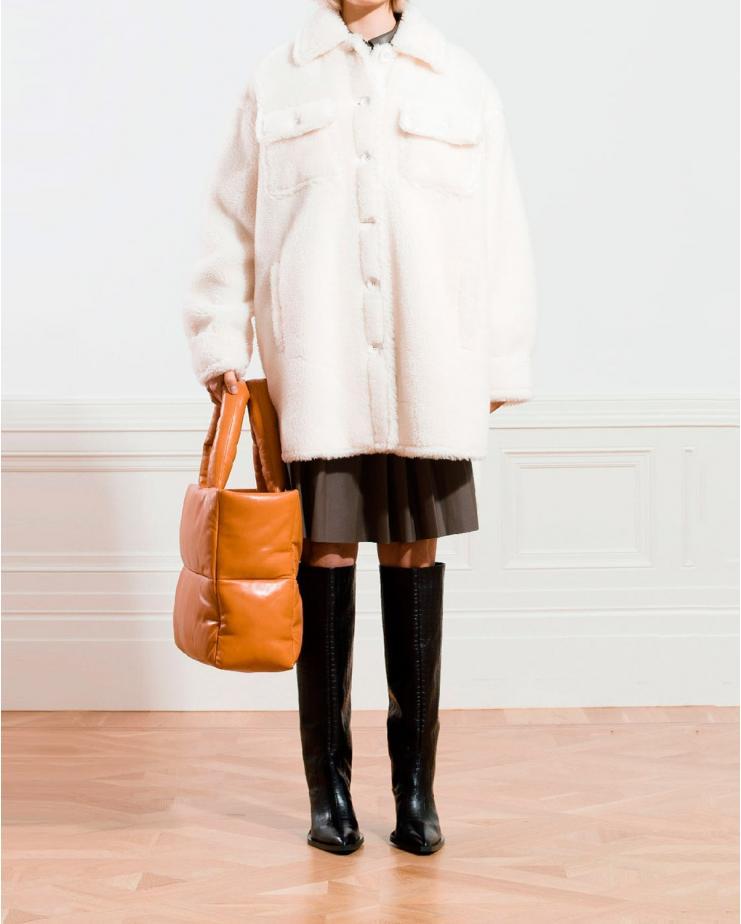 Sabi Jacket in White