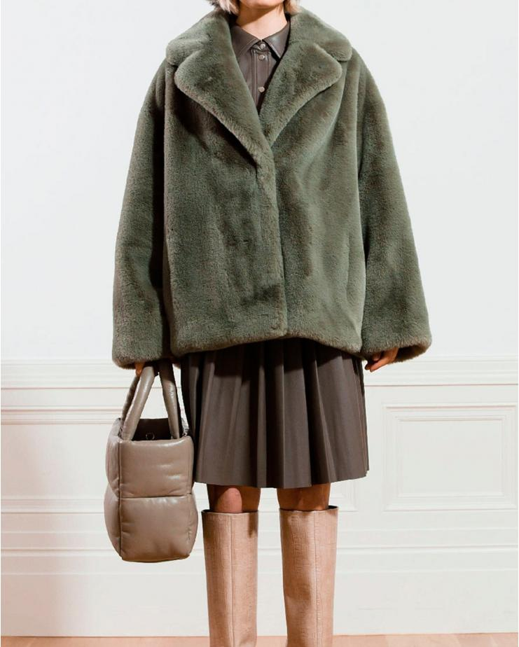 Savannah Jacket in Dusty Mint