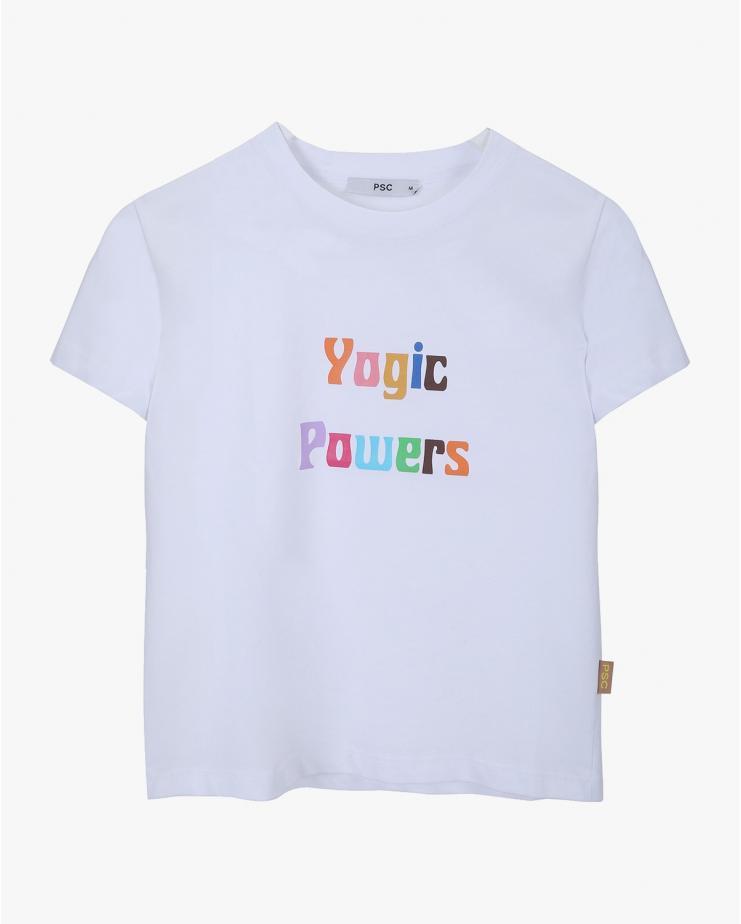 Yogic Powers Petite T Shirt