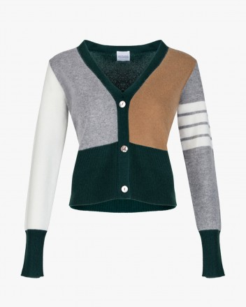 Scoundrels Cardigan in Green