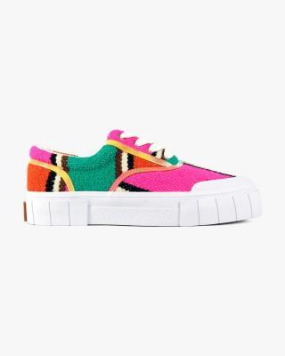 Opal Moroccan Sneaker in Pink