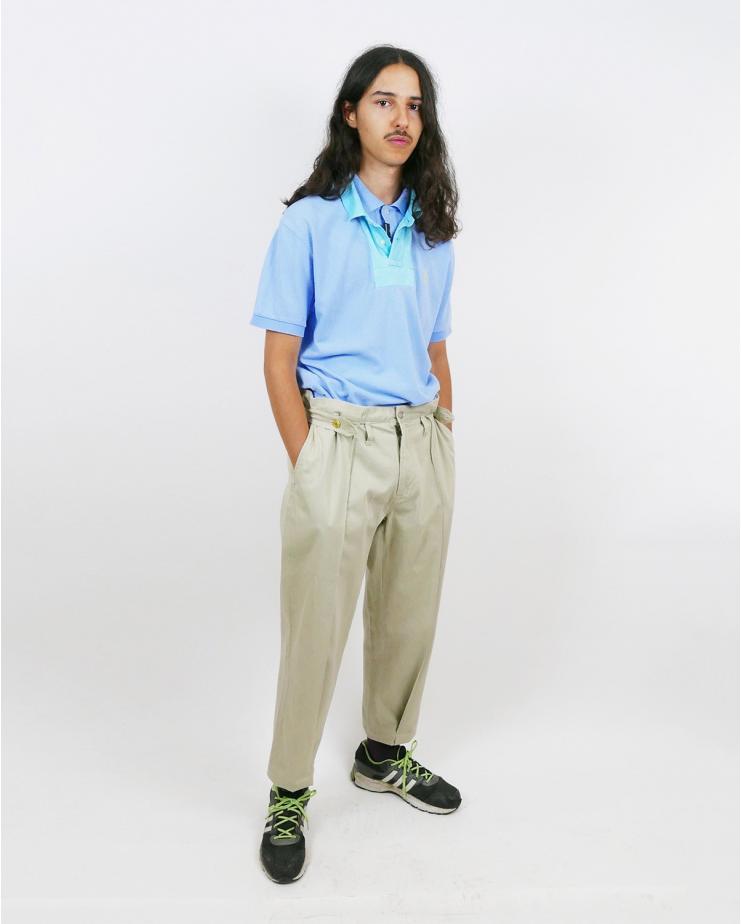Chino Stitch Beige