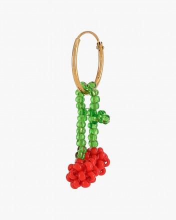 Mini Cherry Earring
