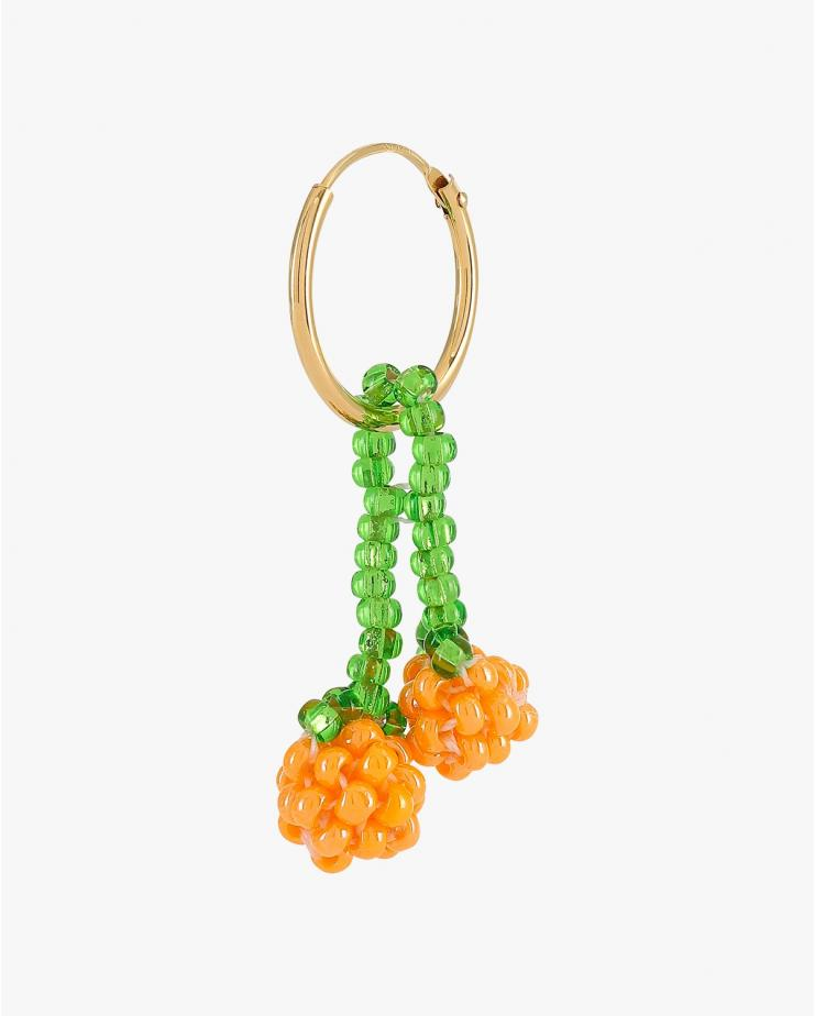 Mini Oranges Earring