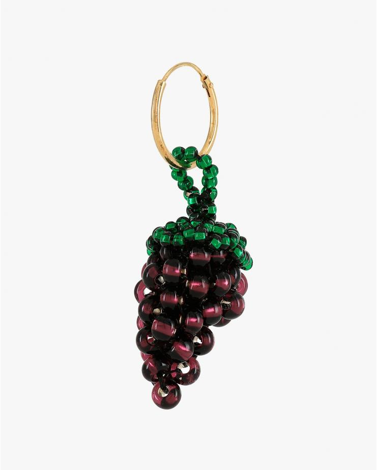 Grape Earring