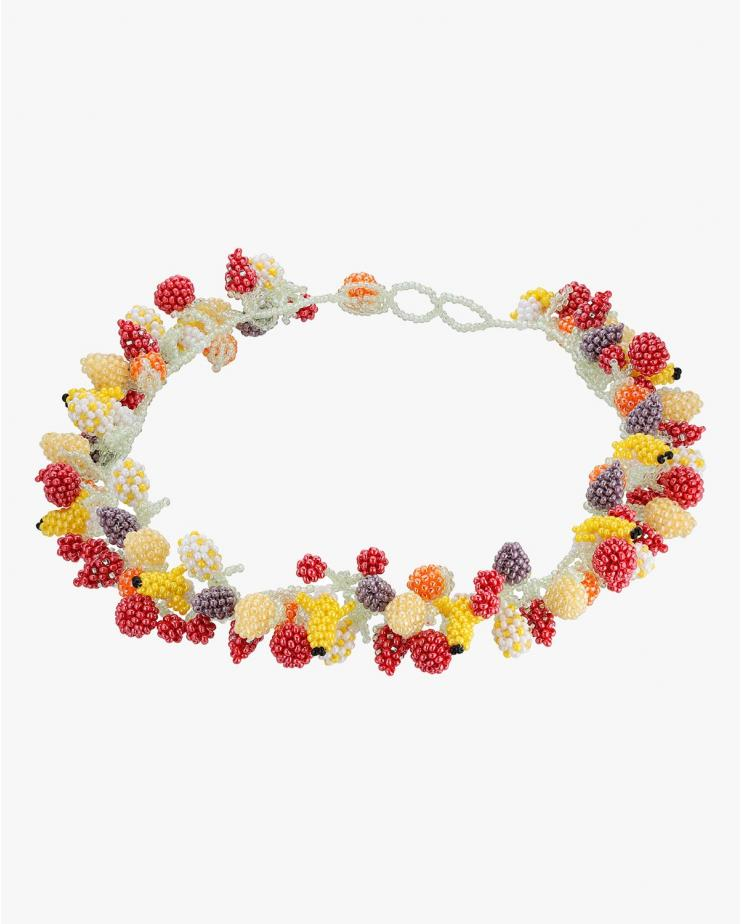 Fruit Salad Feast Necklace