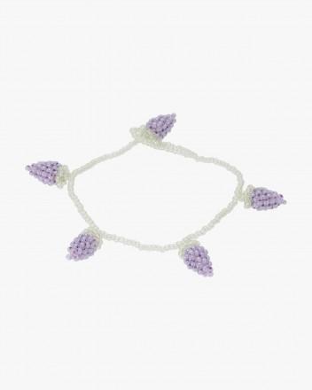 Pale Grape Bracelet