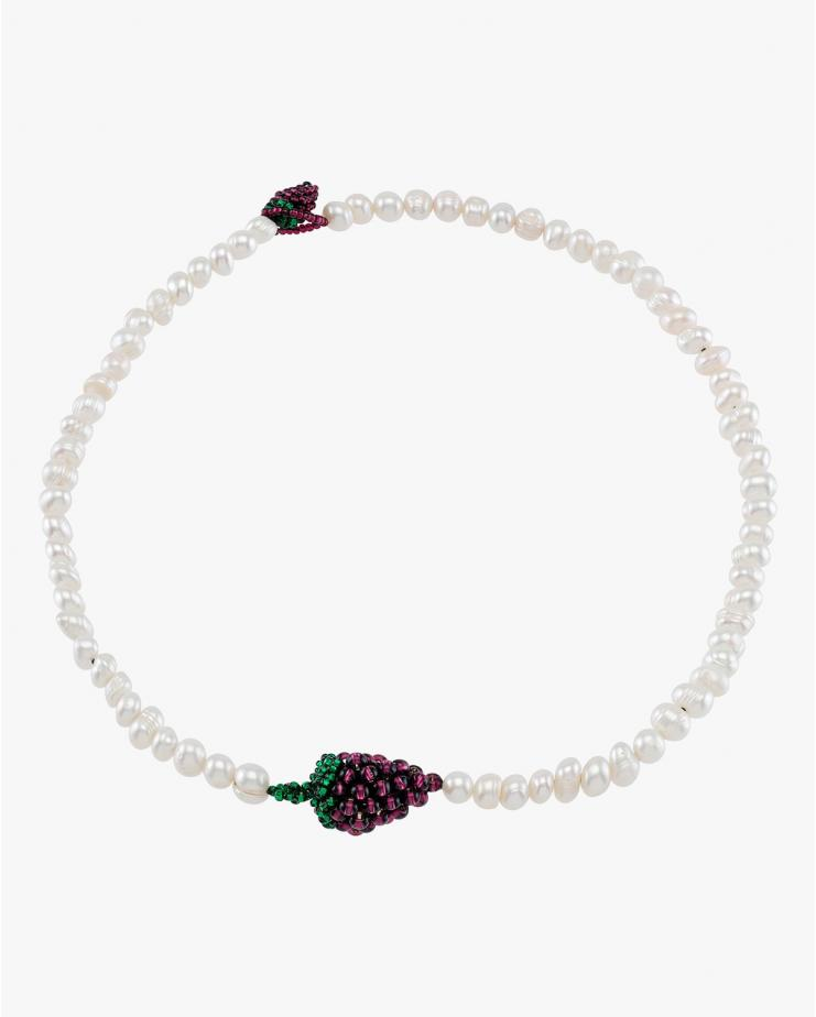 Pearl Grape Necklace