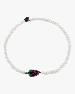 Pearl Grape Necklace