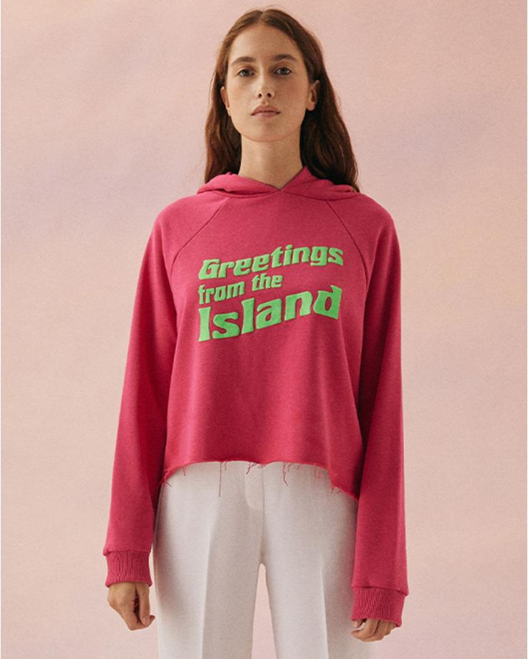 Greetings Sweatshirt