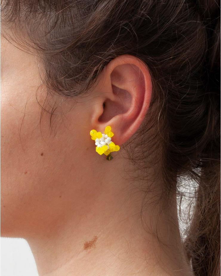Isatis Tintoria Earring