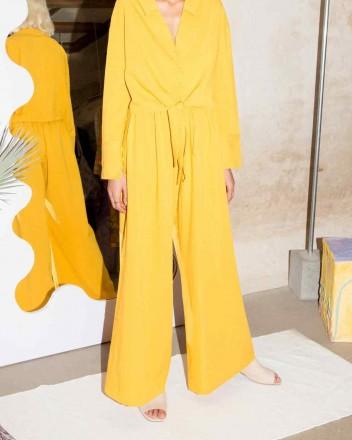 Vero Pants in Yellow