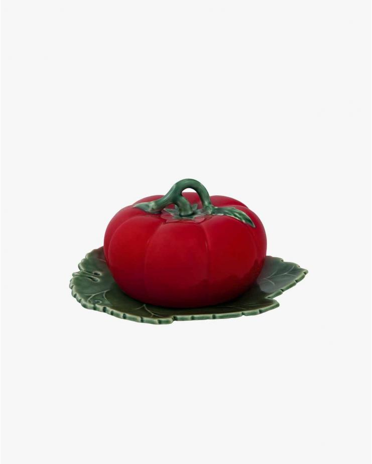 Tomato Butter Dish with...