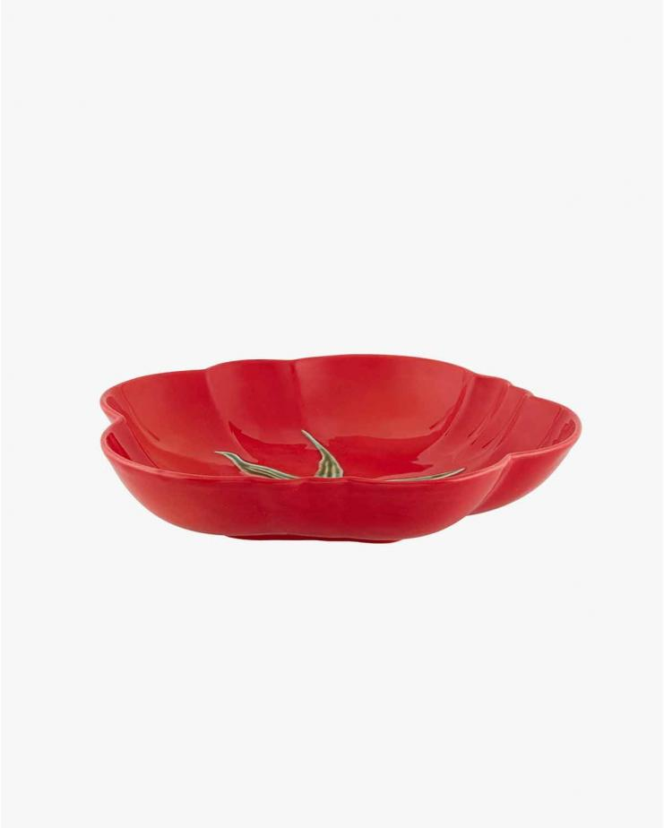 Tomato Pasta Plate 25