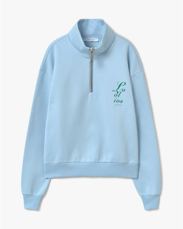 Marine Sweatshirt in Blue