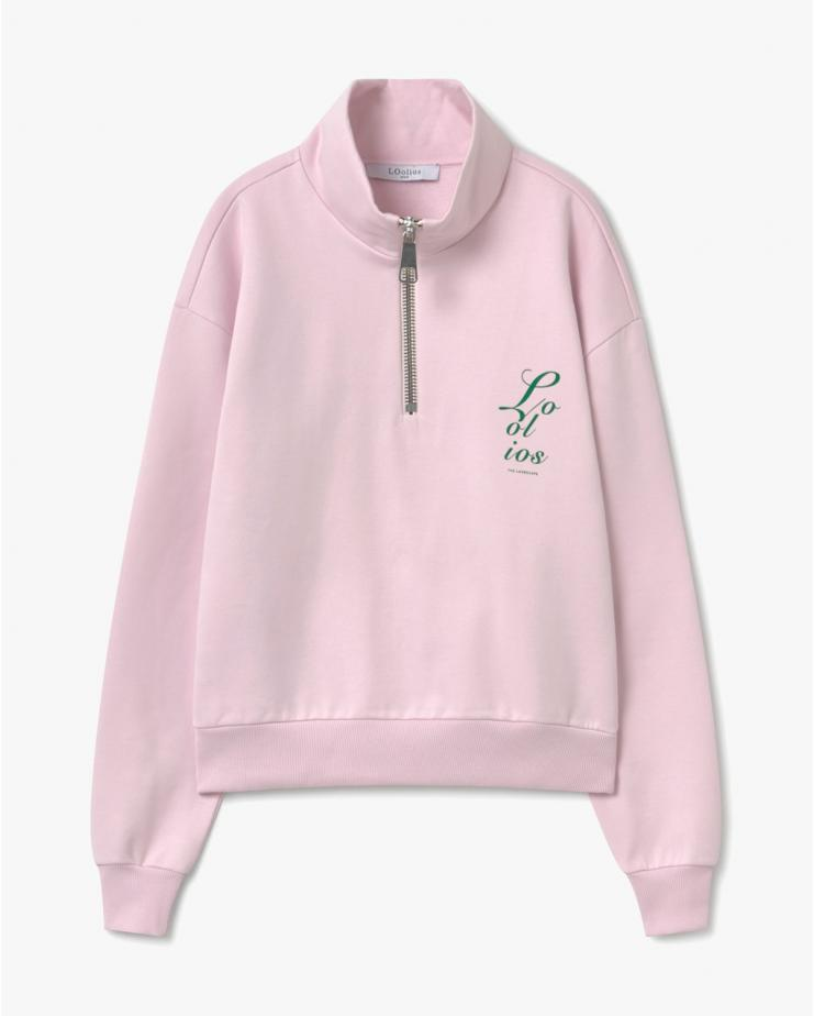 Marine Sweatshirt in Pink