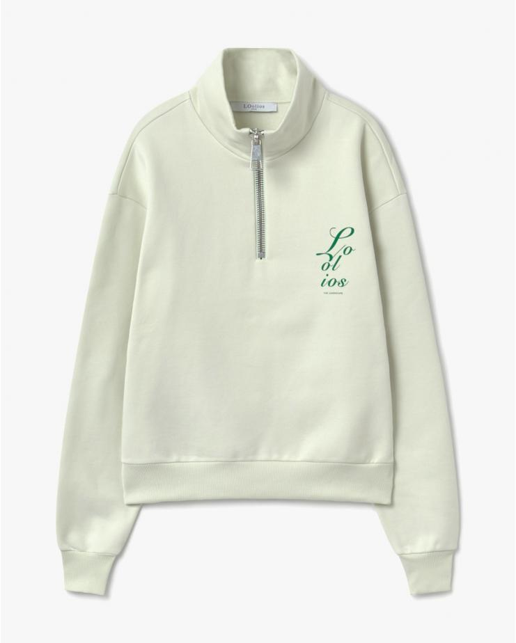 Marine Sweatshirt in Mint
