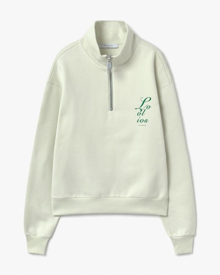 Marine Sweatshirt in Mint