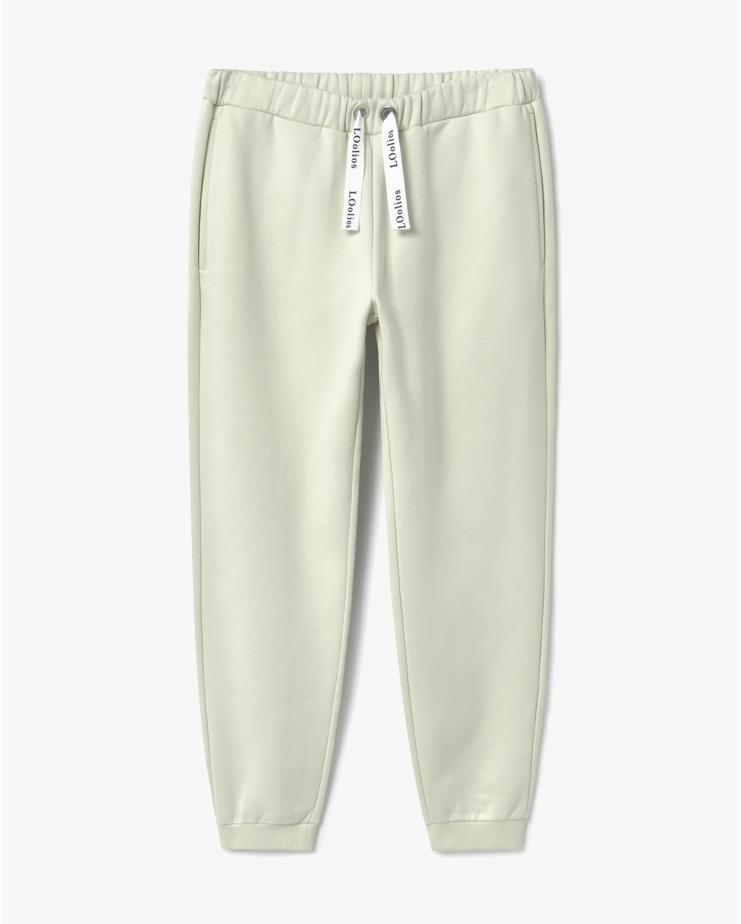 Marine Sweatpants in Mint