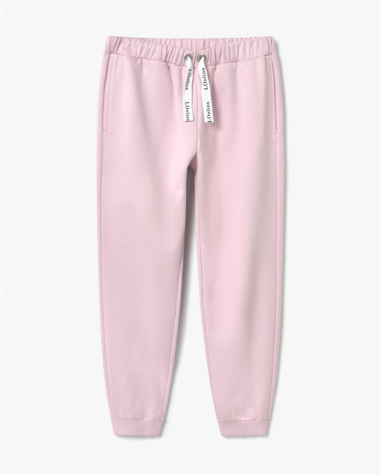 Marine Sweatpants in Pink