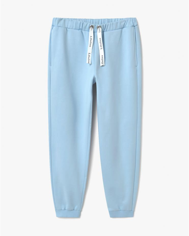 Marine Sweatpants in Blue
