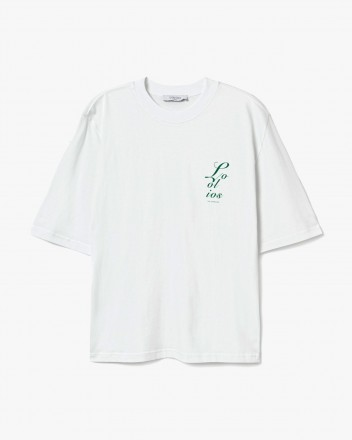 Matisse T-Shirt in White