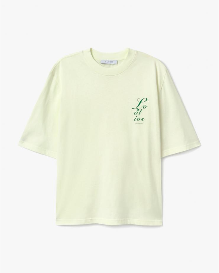 Matisse T-Shirt in Green