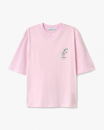 Matisse T-Shirt in Pink