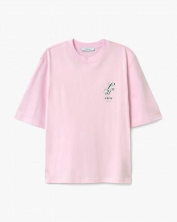 Matisse T-Shirt in Pink