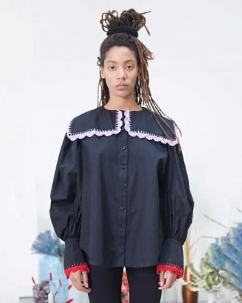 Dorothy Collar Shirt