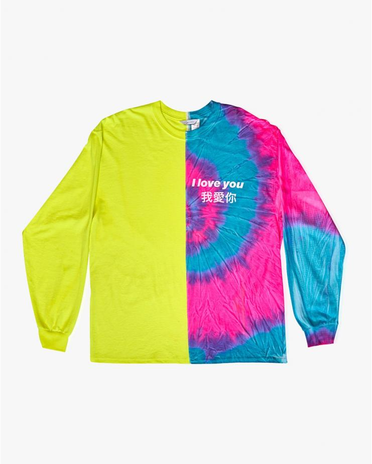 I Love You L/S Tee in...