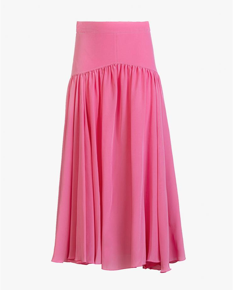 Gabri Cocktail Skirt in Pink