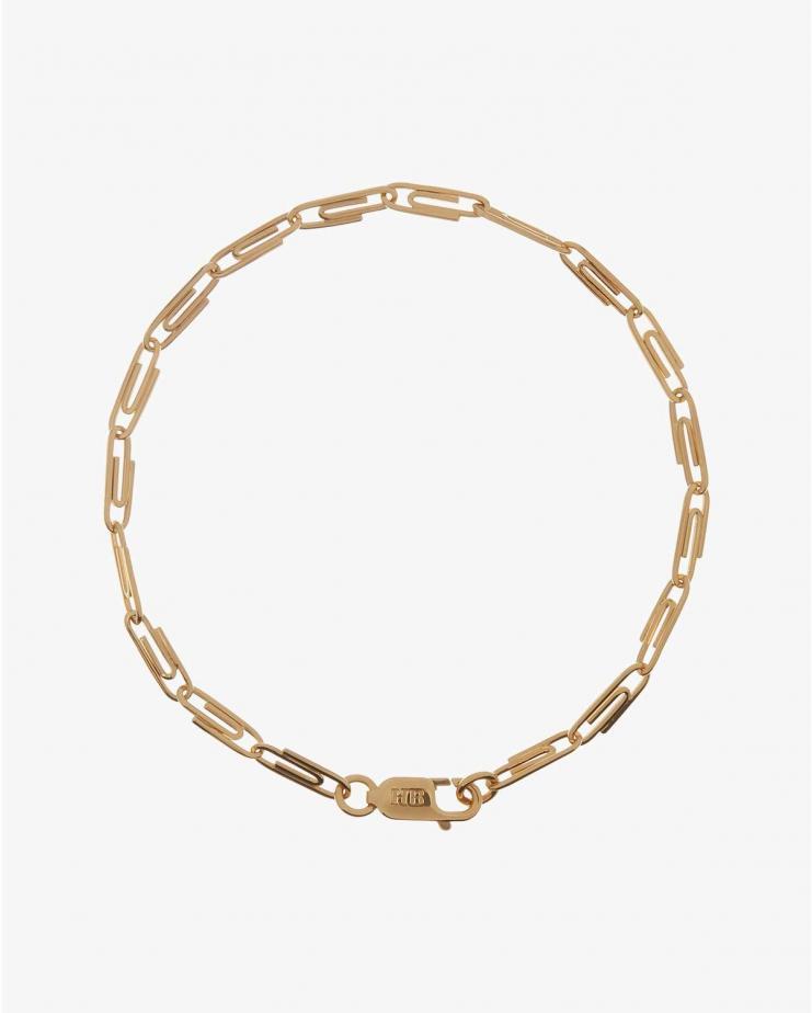 Mini Paperclip Bracelet