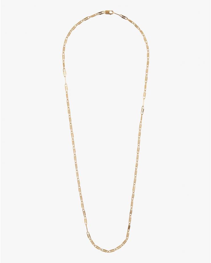 Mini Paperclip Necklace