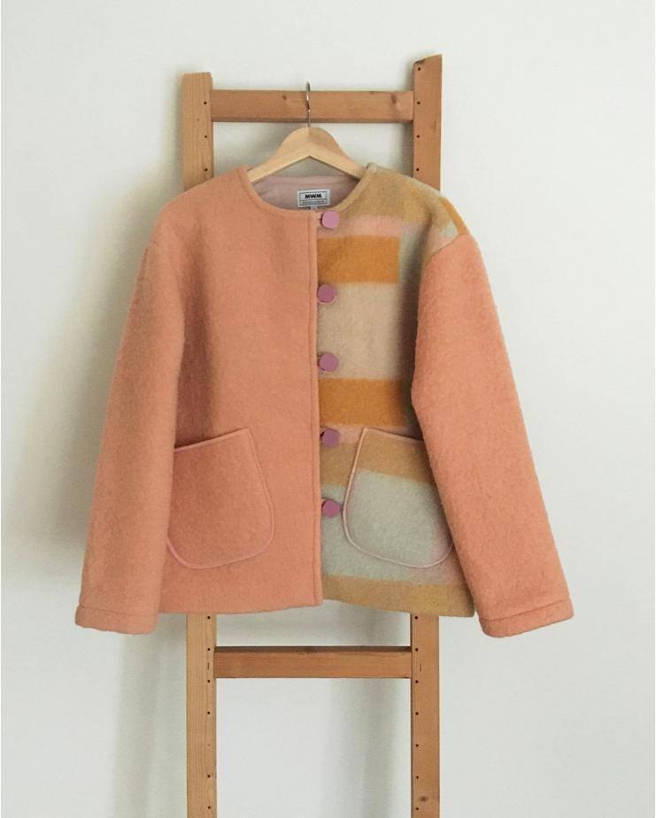 Flora Coat