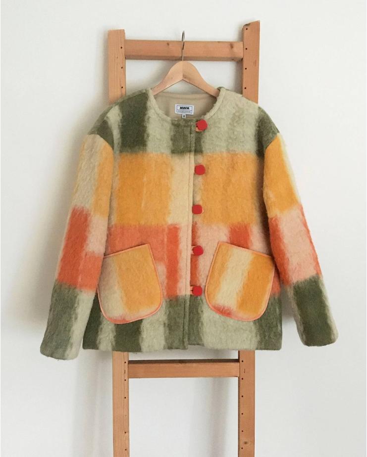 Clementine Coat
