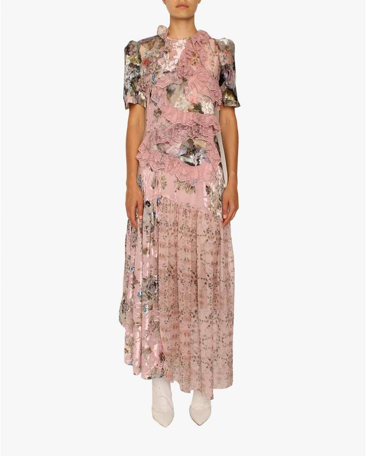 Lace Anzu Dress