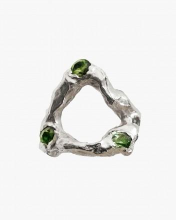Bermudas Ring in Silver