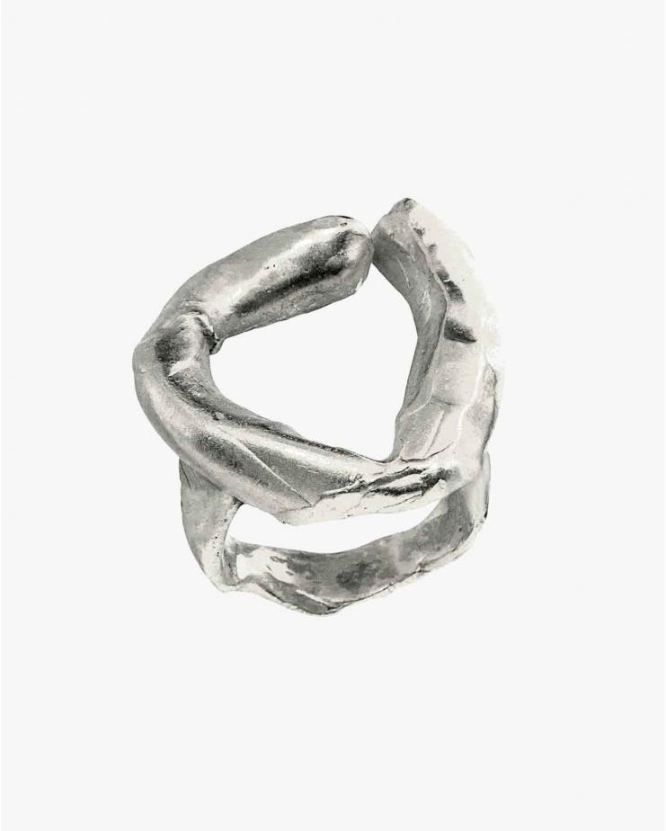 Amura Ring in Silver