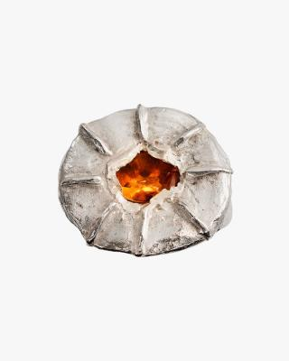 Soleil Ring in Silver