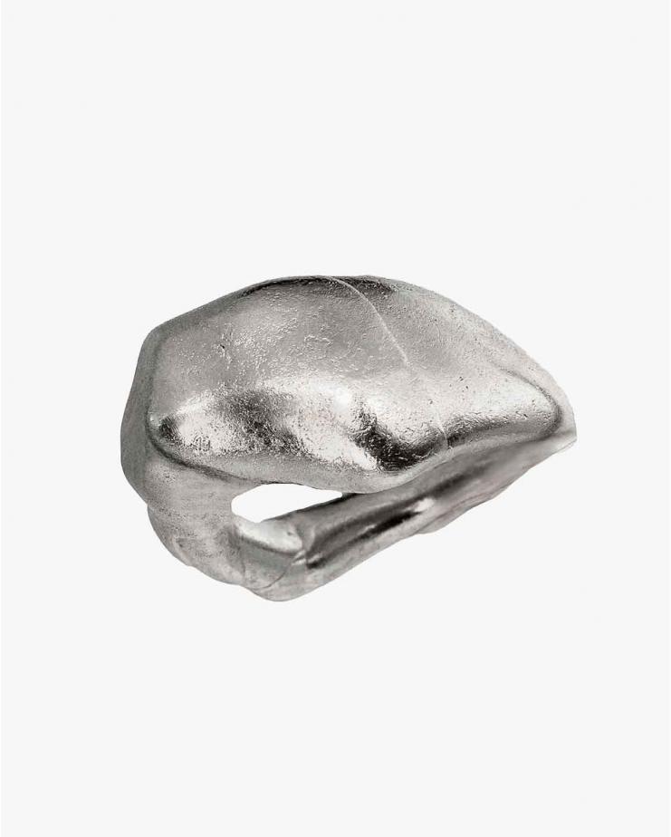 Valva Ring in Silver