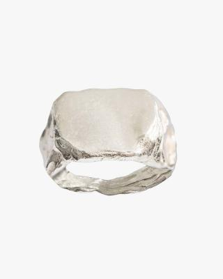 Valle Ring in Silver