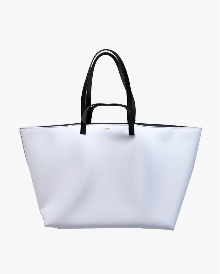 Le Pratique Bag in White