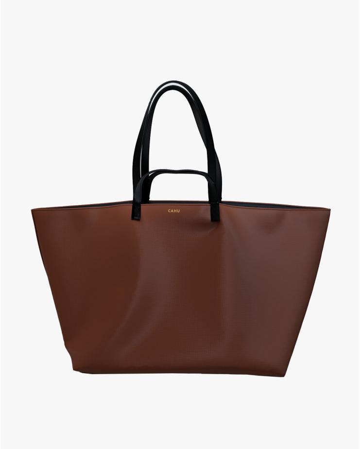 Le Pratique Bag in Brown