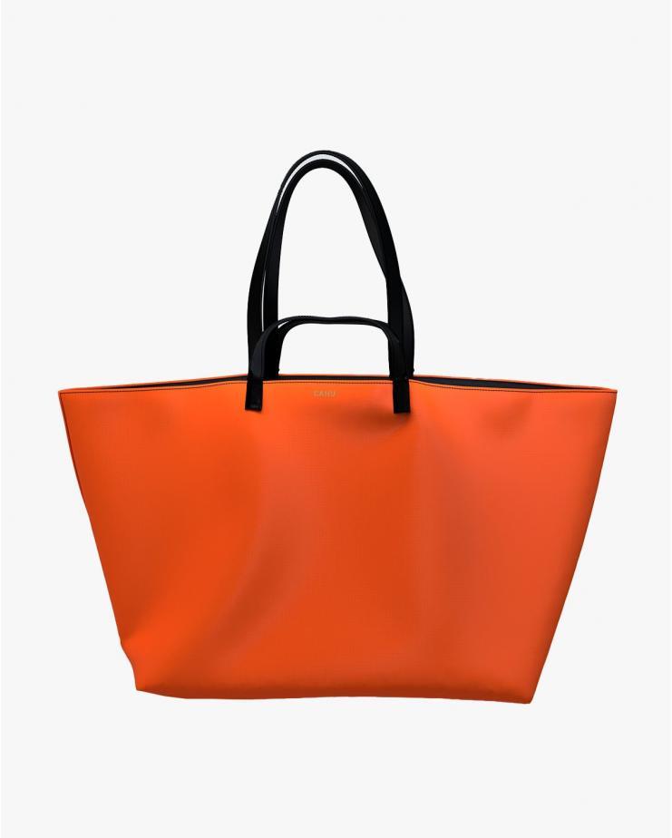 Le Pratique Bag in Orange