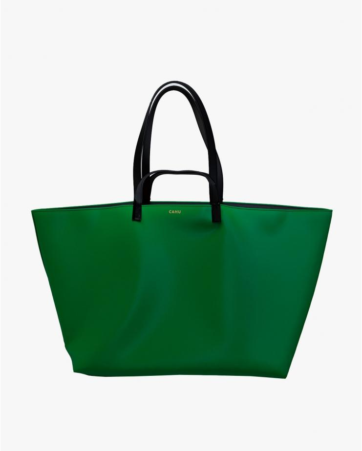 Le Pratique Bag in Dark Green