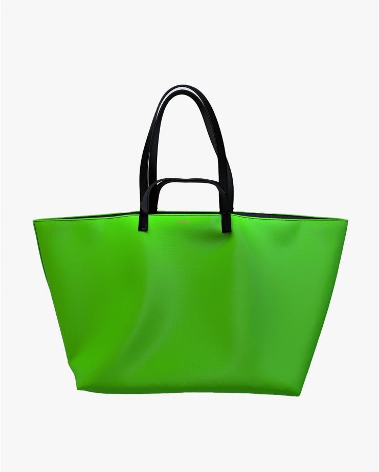 Le Pratique Bag in Light Green