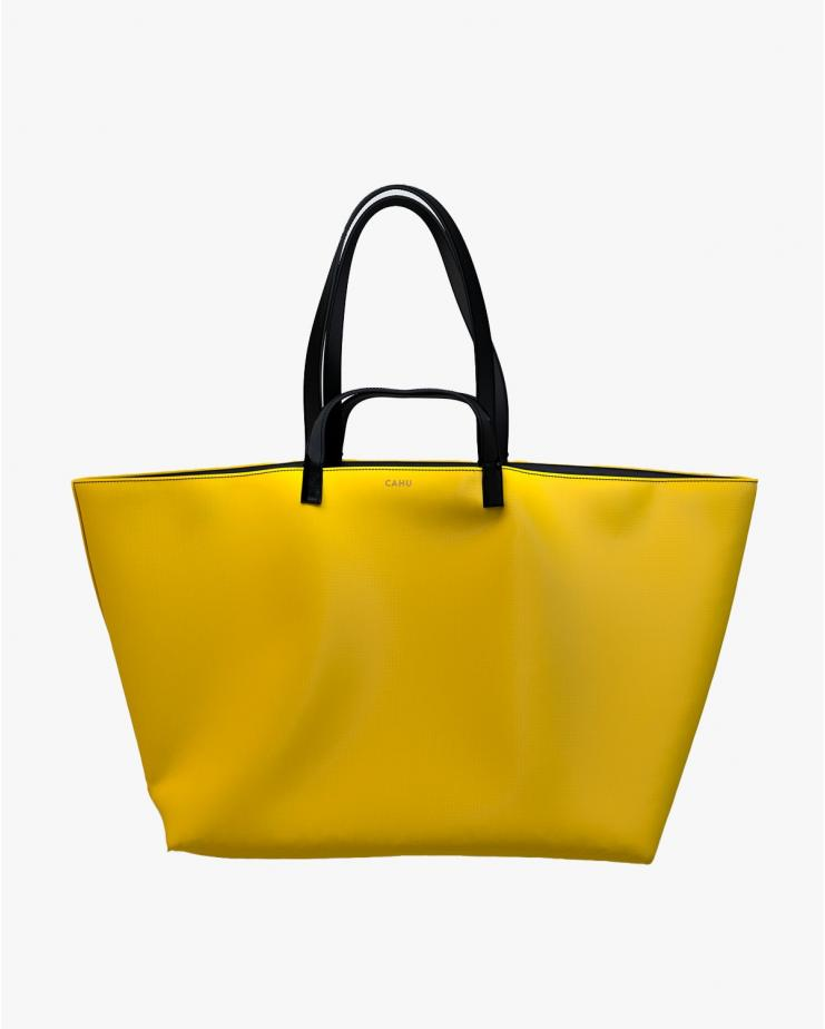 Le Pratique Bag in Yellow