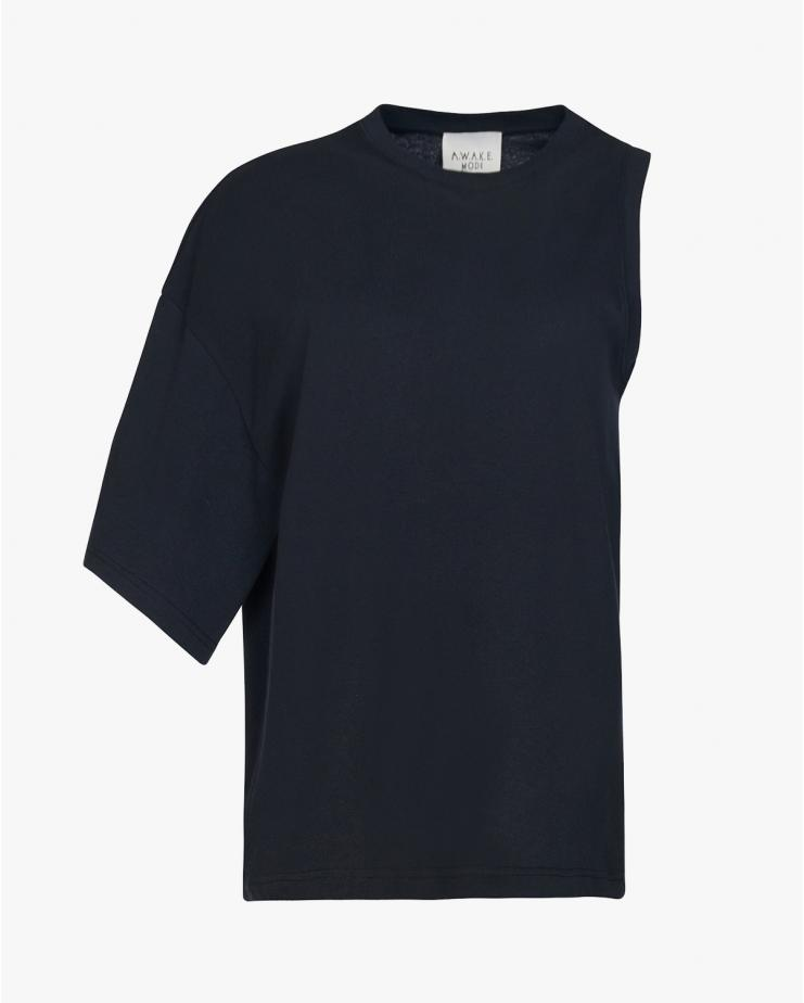 One-Sleeve T Shirt